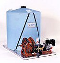 8165 Deluxe Pickup Mount Reverse Osmosis Delivery System